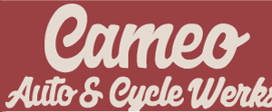 Cameo Auto and Cycle Werks Logo