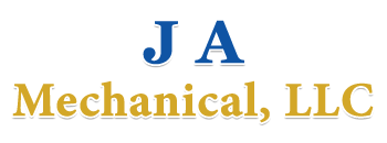 JA Mechanical LLC Logo