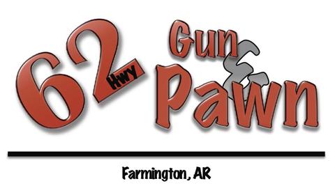 62 Hwy Gun & Pawn Logo