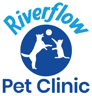 Riverflow Pet Clinic Logo