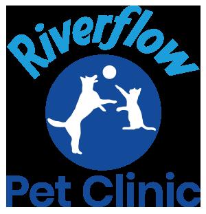 Riverflow Pet Clinic Logo
