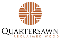 QuarterSawn Reclaimed Wood Logo
