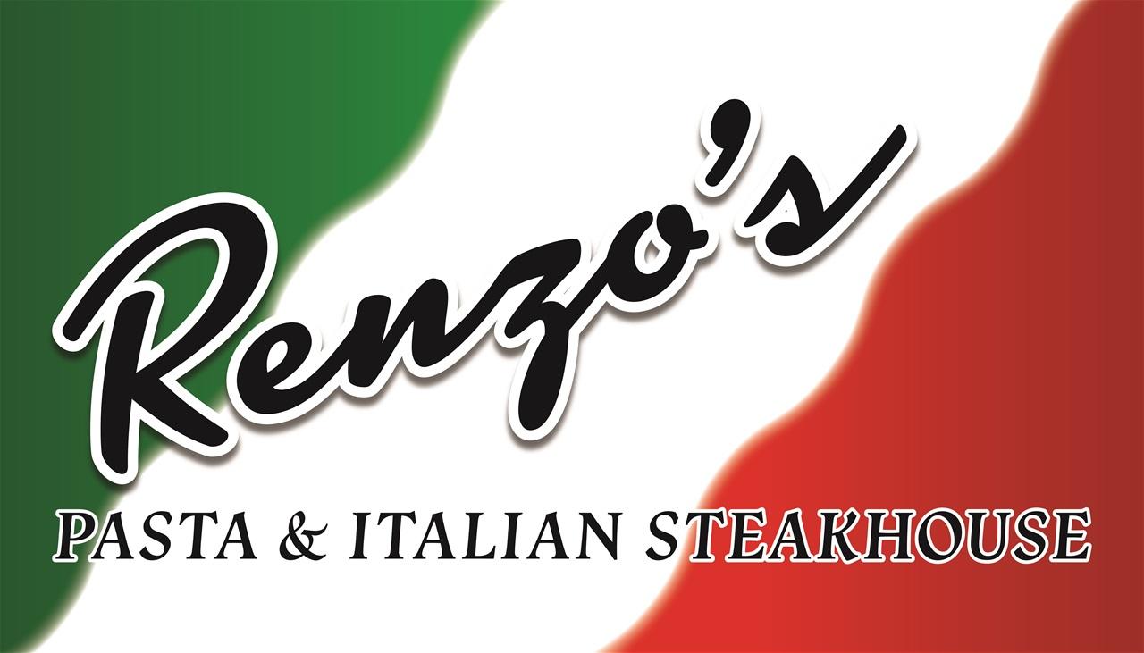 Renzo's Pasta & Italian Steakhouse Logo