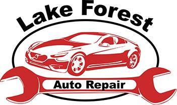 Lake Forest Auto Repair Logo