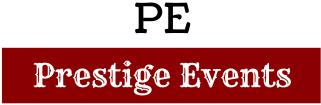 Prestige Events Logo