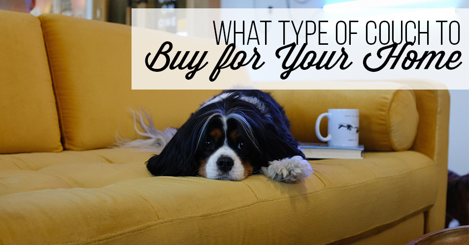 What Type of Couch to Buy for Your Home