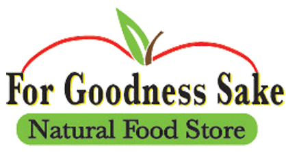 For Goodness Sake Natural Food Logo