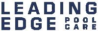 Leading Edge Pool Care Logo