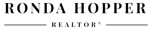 Ronda Hopper Real Estate Logo