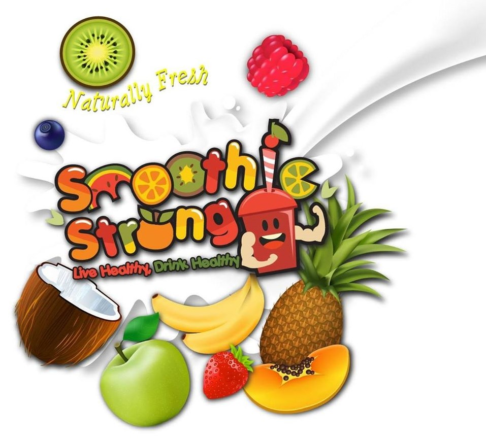 Smoothie Strong Logo