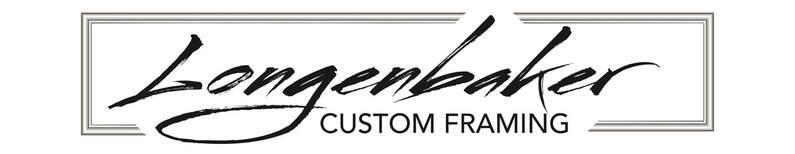 Longenbaker Picture Framing Logo
