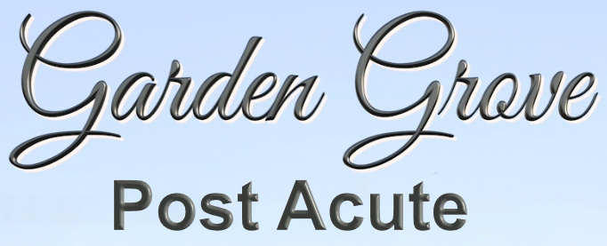 Garden Grove Post Acute Logo