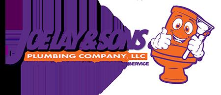 Joe Lay & Sons Plumbing Logo