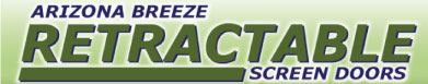 Arizona Breeze Retractable Screen Doors Logo