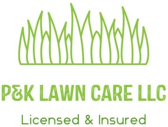 P&K  Lawn Care LLC Logo