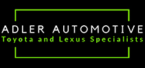 Adler Automotive - Toyota and Lexus Specialists Logo