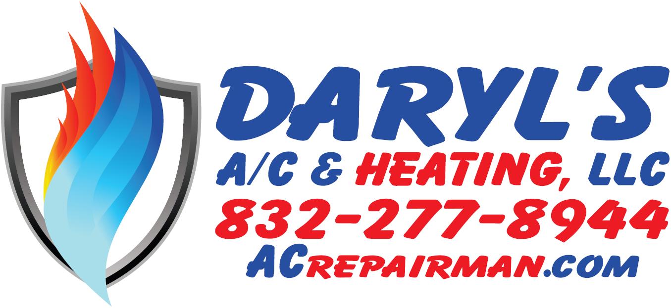 Daryl's AC & Heating Logo