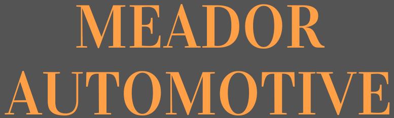 Meador Automotive Logo