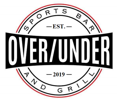 Over/Under Sports Bar and Grill Logo