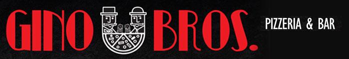Gino Bros Pizza Bar Logo