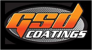 GSD Powder Coating and Sandblasting Logo
