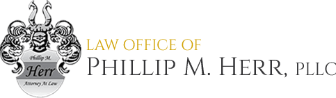 Law Office of Phillip M Herr, PLLC Logo