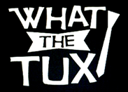 What the Tux! Logo