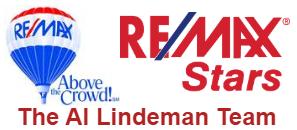 Al Lindeman Re/Max Stars Logo