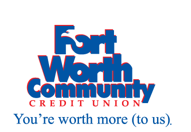 Fort Worth Community Credit Union - Flower Mound Office Logo