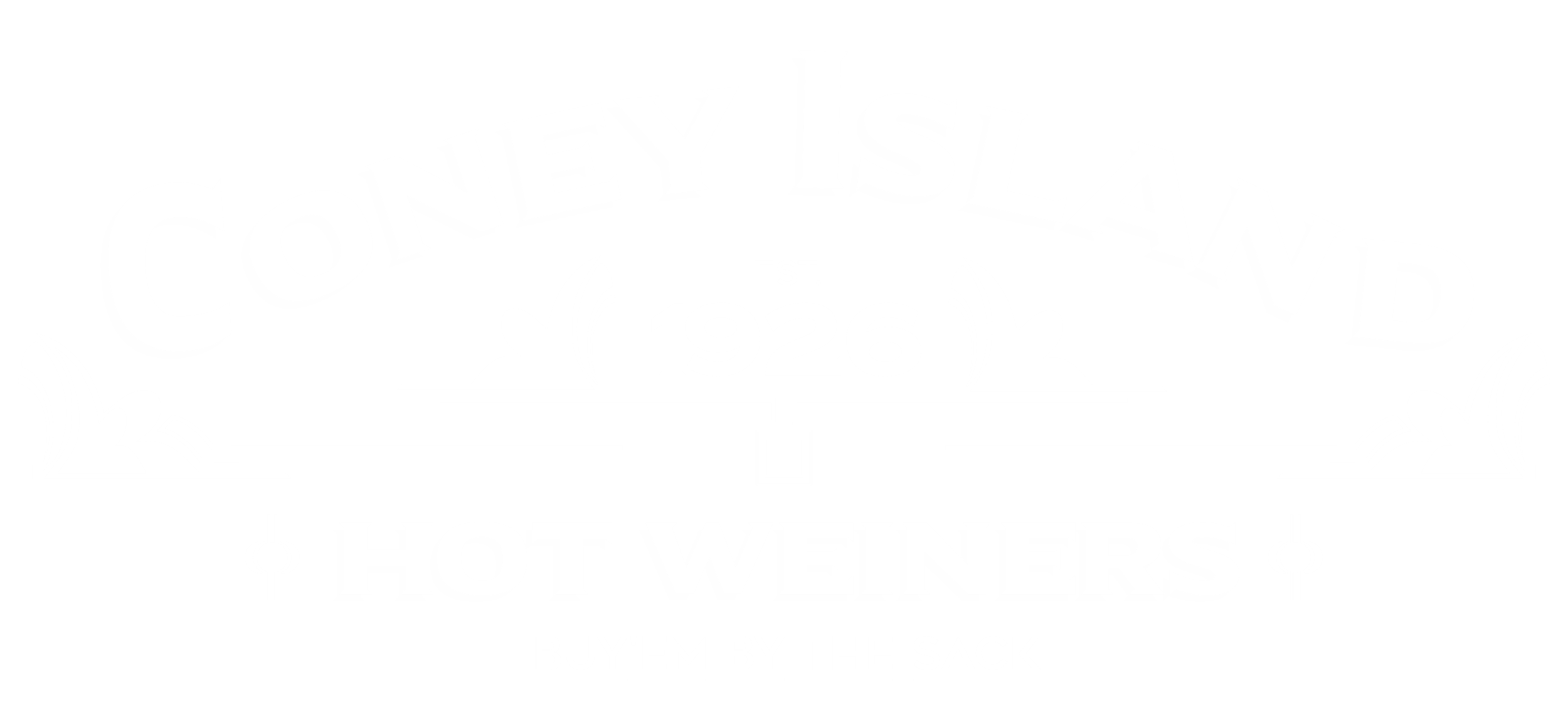 Coney Island Hot Weiners Logo