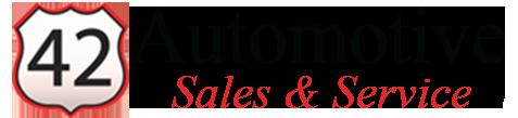 42 Automotive Logo