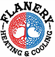 Flanery Heating & Cooling Logo