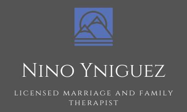 Nino Yniguez, LMFT Logo