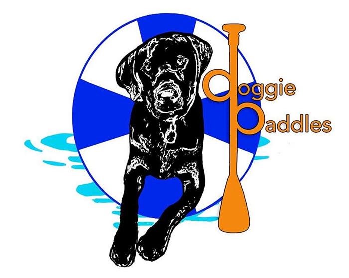 Doggie Paddles LLC Logo