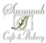 Savannah Cafe & Bakery Logo