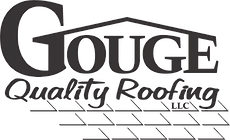 Gouge Quality Roofing Logo