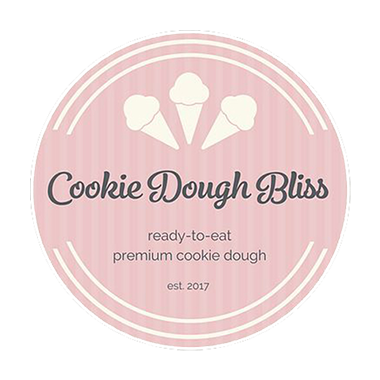 Cookie Dough Bliss NOLA Logo