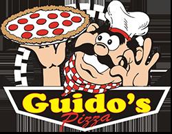 Guido's Pizza - Springdale Logo