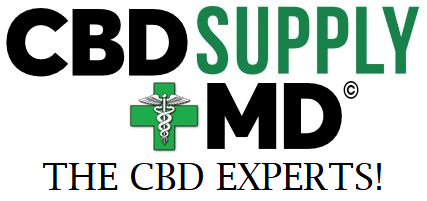 CBD Supply MD Logo