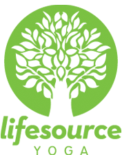 Lifesource Yoga & Bodyworks Logo