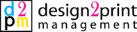 Design2Print Management Logo