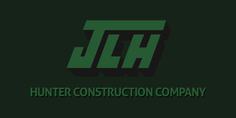 J L Hunter Construction Co Logo