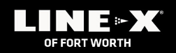 LINE-X of Fort Worth Logo