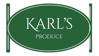 Karl's Produce Logo