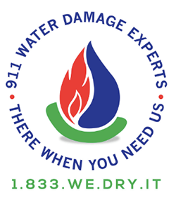 911 Water Damage Experts of Ohio Logo