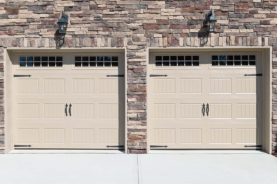 We are still open! Purchase a door and get FREE installation until April 7!