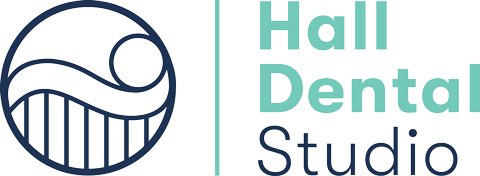 Hall Dental Studio Logo