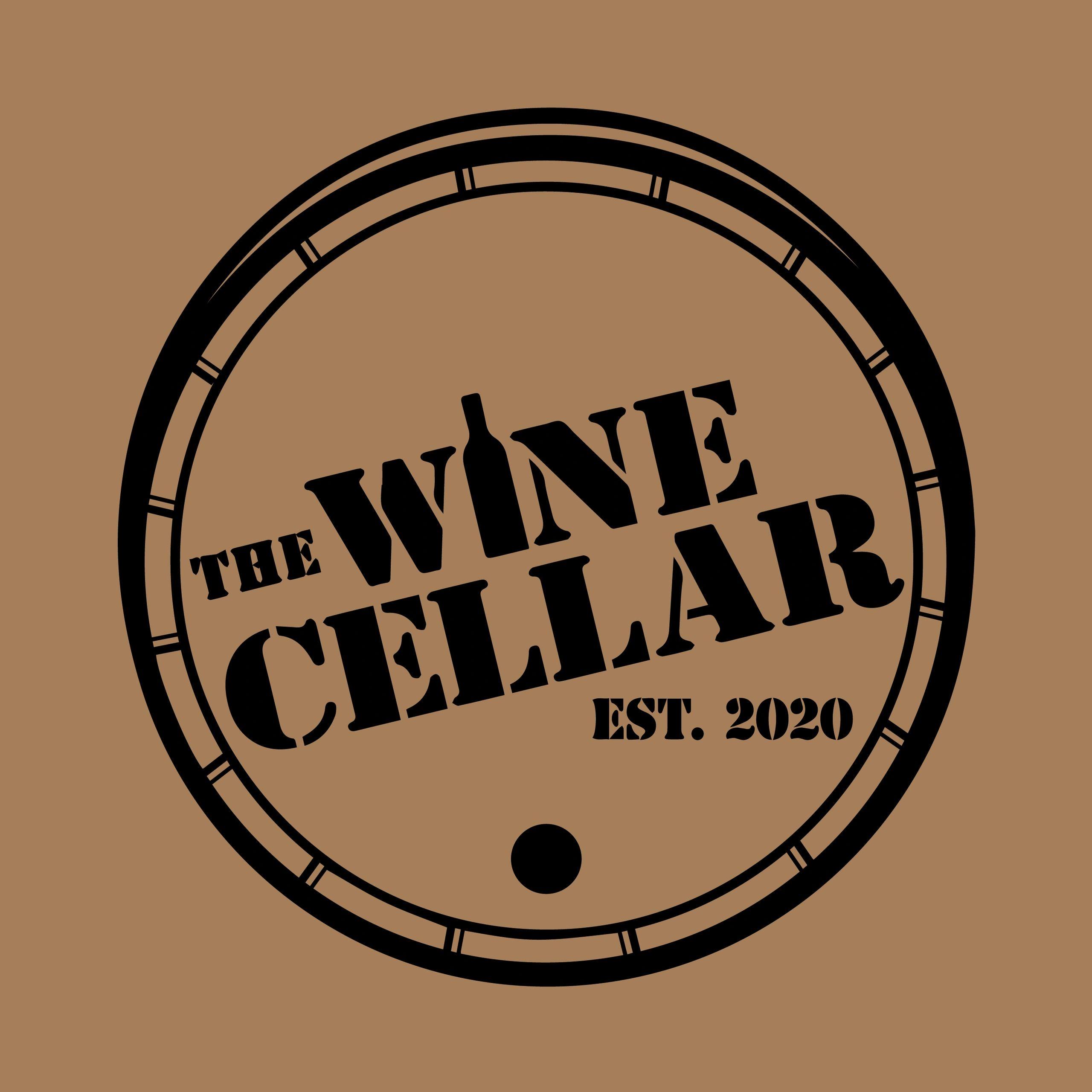 The Wine Cellar est. 2020 Logo