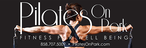 Pilates On Park Logo