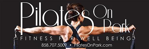 Pilates On Park Logo
